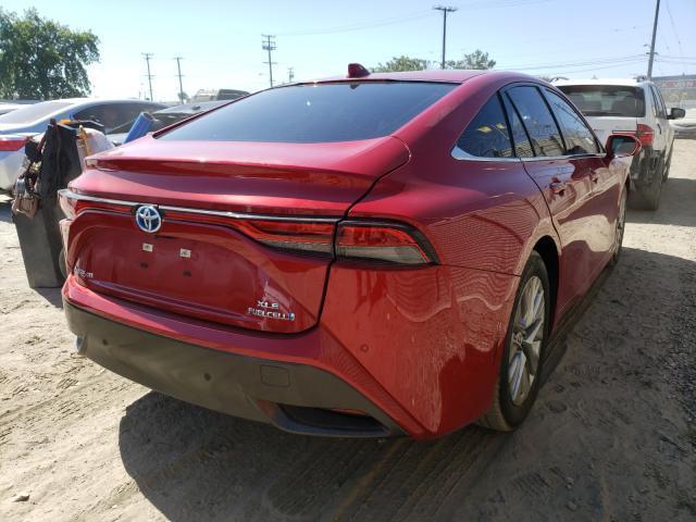 Toyota Mirai for Sale
