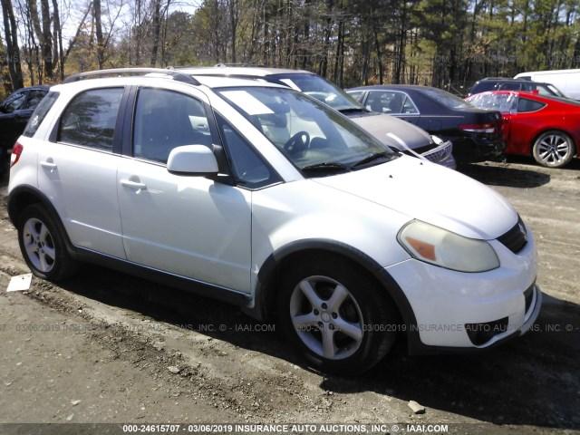 Used Car Suzuki Sx4 2007 White for sale in Yorktown VA online