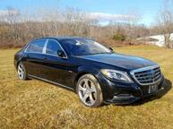 2016 MERCEDES-BENZ MAYBACH S S600