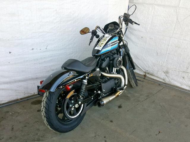 Harley-Davidson Xl1200 Ns for Sale