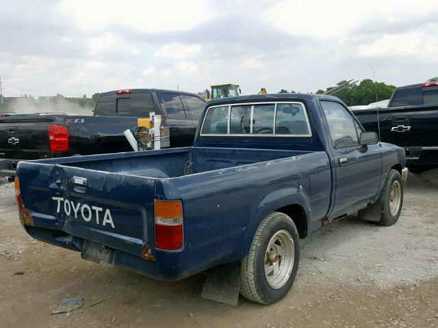 Used Car Toyota Pickup 1989 Blue for sale in COLUMBUS OH