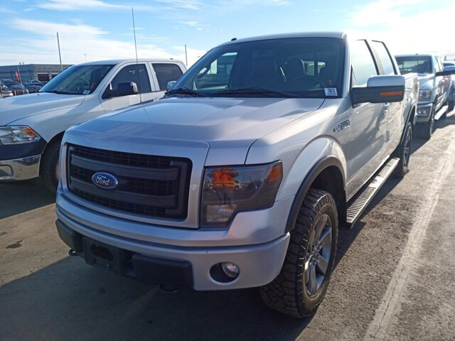 2014 Ford F150 For Sale >> Used Car Ford F150 2014 Silver For Sale In Spokane Wa Online