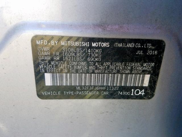 Mitsubishi Mirage G4 for Sale