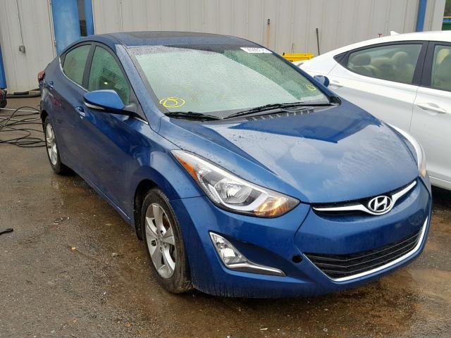Hyundai Elantra For