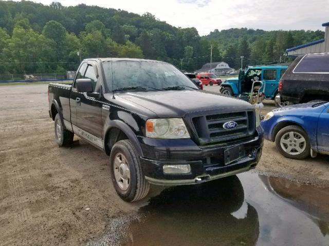 2004 F150 For Sale >> Used Car Ford F150 2004 Black For Sale In Ellwood City Pa