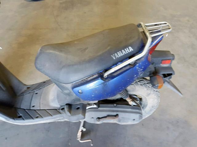 Yamaha Zuma Yw50 for Sale