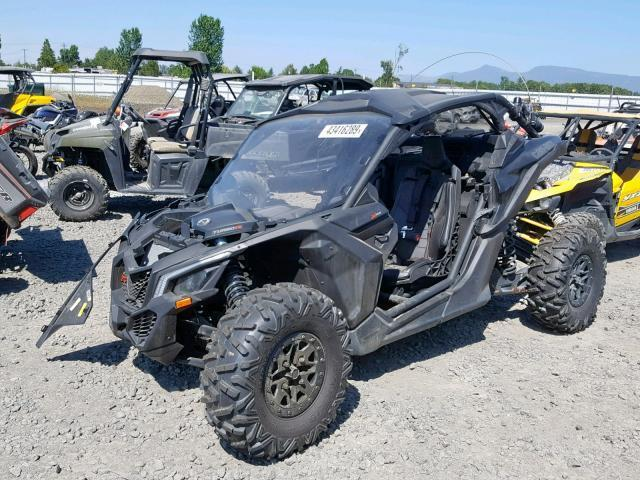 Can Am X3 For Sale >> Salvage Motorcycle Can Am Maverick X3 Xrs Dps 2019 Black For