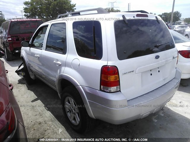 Ford Escape Hybrid For