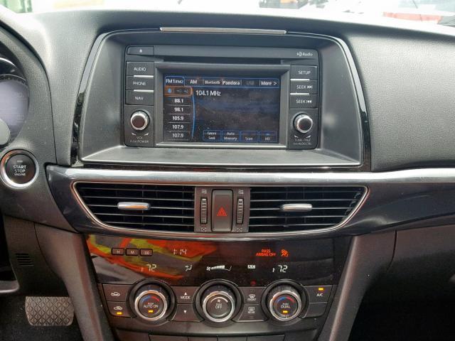 Salvage Car Mazda 6 2014 Gray for sale in BRIDGETON MO