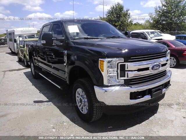 2017 Ford F 250 Platinum For Sale >> Salvage Car Ford F 250 2017 Black For Sale In San Antonio Tx