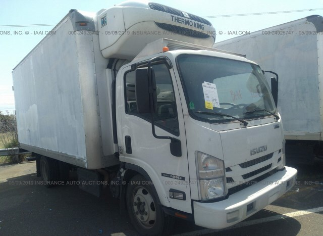 Used Truck Isuzu Nrr 2018 for sale in Wheeling IL online