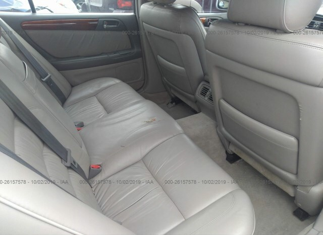 Lexus Gs 400 for Sale