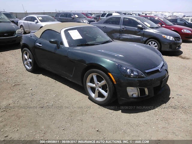 Saturn Sky For