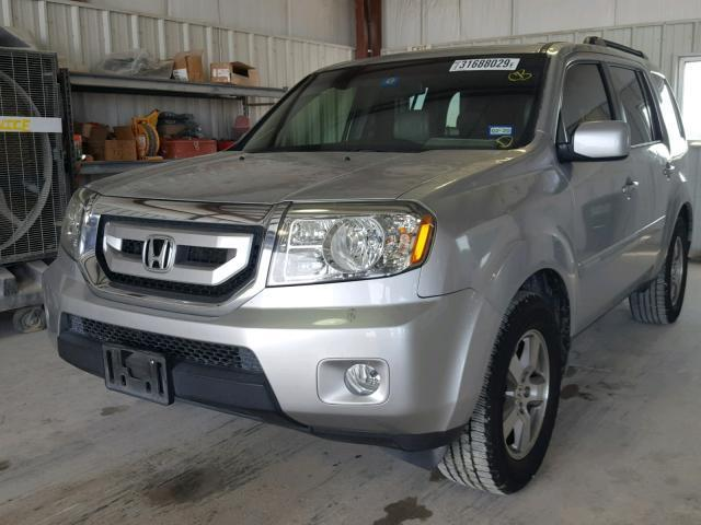 2010 Honda Pilot For Sale >> Used Car Honda Pilot 2010 Silver For Sale In Haslet Tx