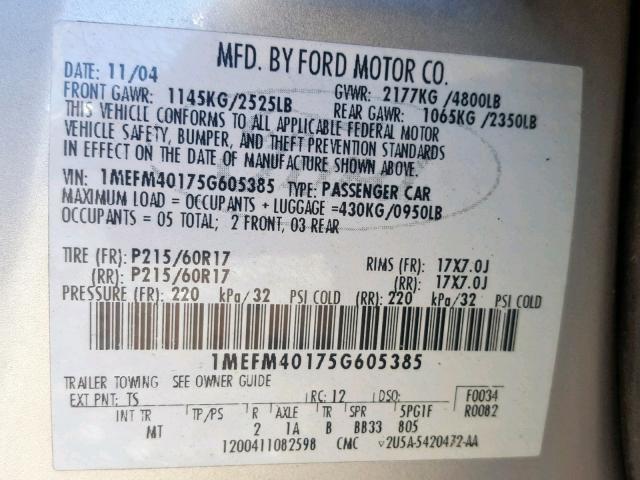 Mercury Montego for Sale