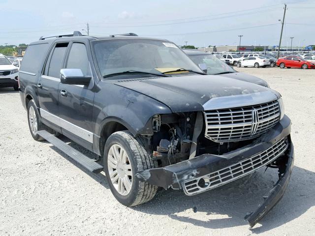 Used Car Lincoln Navigator L 2012 Black for sale in