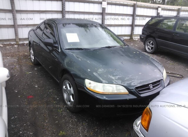 1998 Honda Accord For Sale >> Used Car Honda Accord 1998 Green For Sale In Knoxville Tn