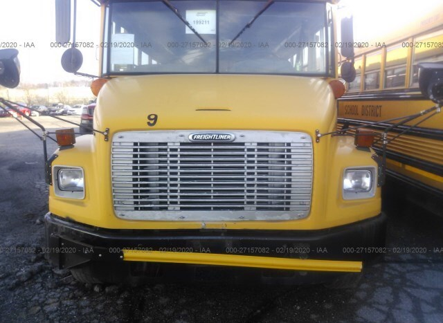 Freightliner Fs65 Chassis for Sale