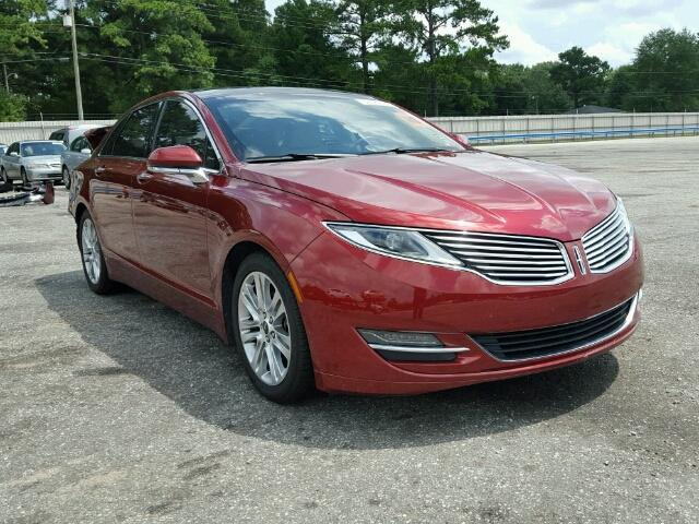 Lincoln Mkz For