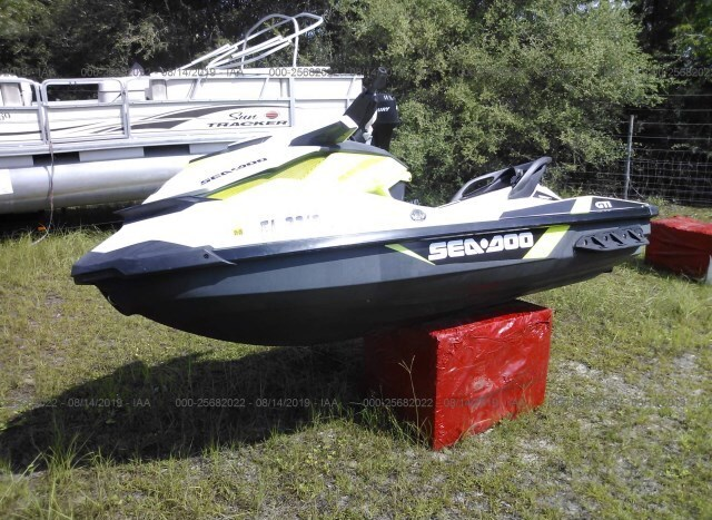 Used Boat Seadoo Seadoo Gti 2017 Yellow for sale in ONLINE