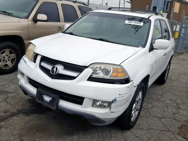 Acura Van Nuys >> Used Car Acura Mdx 2004 White For Sale In Van Nuys Ca Online
