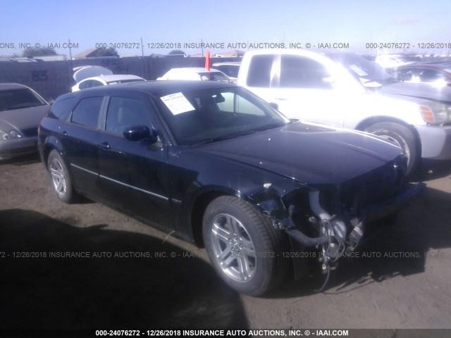 Salvage Car Dodge Magnum 2006 Black For Sale In Phoenix Az Online