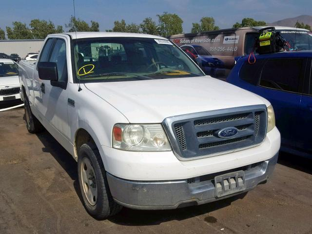 2004 F150 For Sale >> Used Car Ford F150 2004 White For Sale In Colton Ca Online