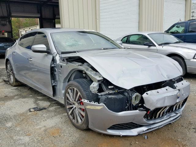 Maserati Quattroporte for Sale
