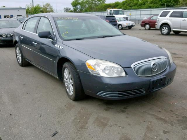 Buick Lucerne For Sale >> Used Car Buick Lucerne 2009 Gray For Sale In Brookhaven Ny