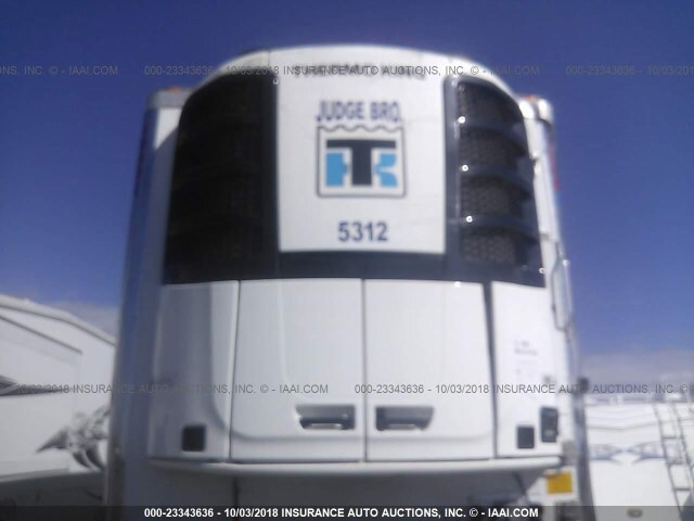 Utility Reefer for Sale