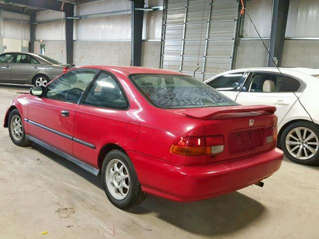 honda civic hx coupe 1997