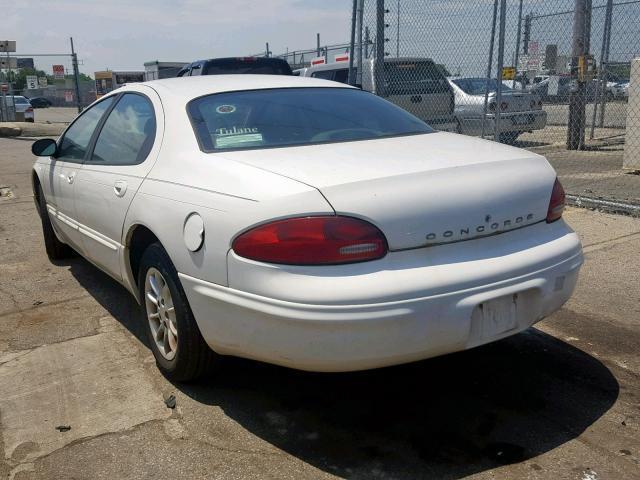 Chrysler Concorde for Sale