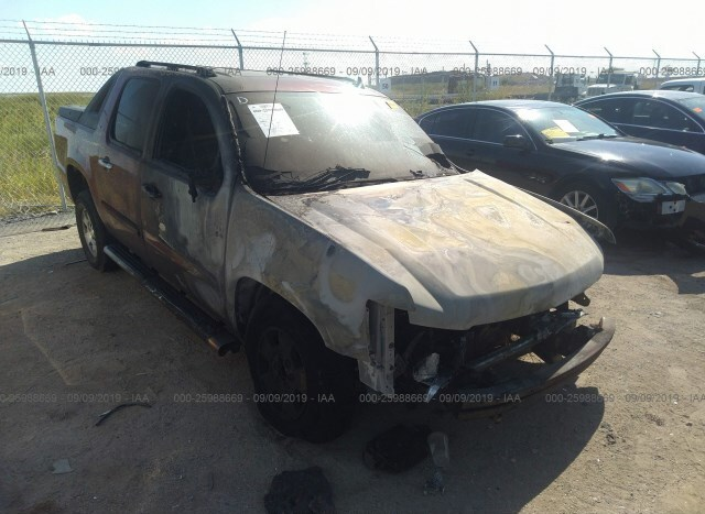 Chevrolet Avalanche for Sale