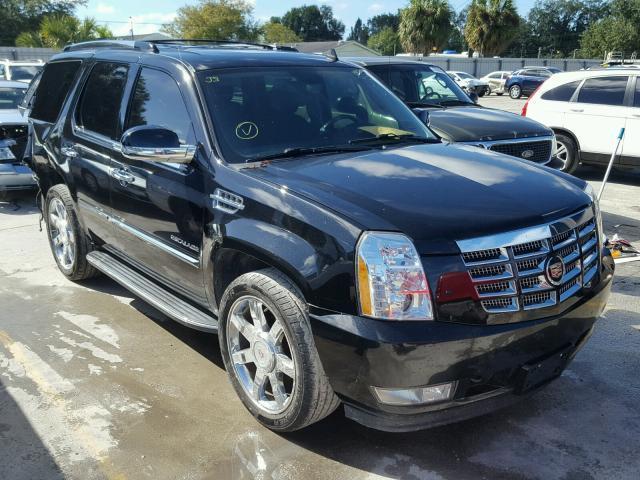 2013 Cadillac Escalade For Sale >> Salvage Car Cadillac Escalade 2013 Black For Sale In Punta