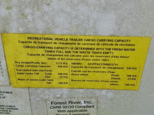 Forest River Patriot for Sale