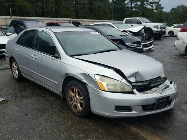 2006 Honda Accord For Sale >> Used Car Honda Accord 2006 Silver For Sale In Eight Mile Al Online