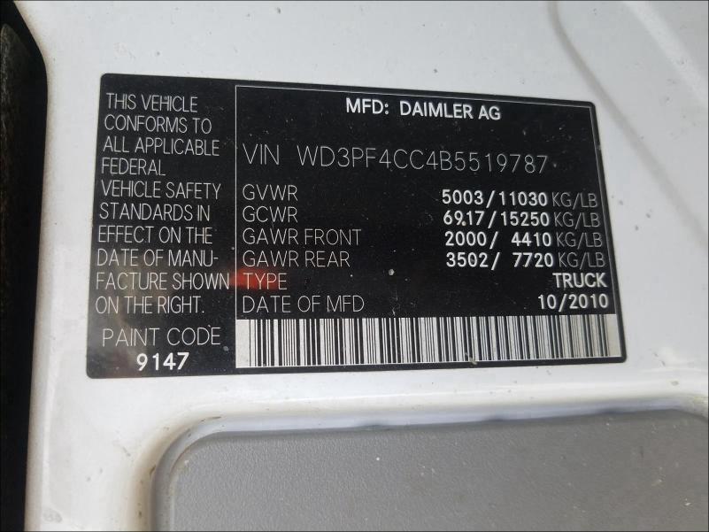 Mercedes-Benz Sprinter 3500 for Sale