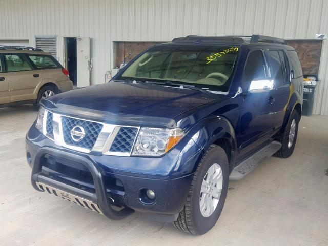 2006 Nissan Pathfinder For Sale >> Used Car Nissan Pathfinder 2006 Blue For Sale In Gaston Sc