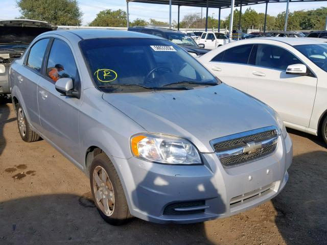 Auction Ended Used Car Chevrolet Aveo 2010 Gray Is Sold In San
