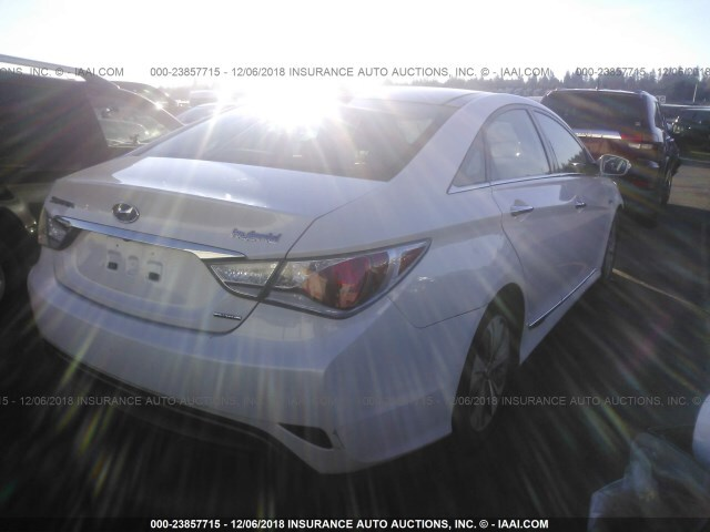 Hyundai Sonata Hybrid for Sale