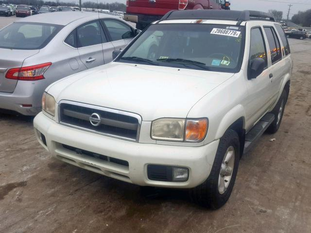 Used Car Nissan Pathfinder 2004 White for sale in LEBANON TN