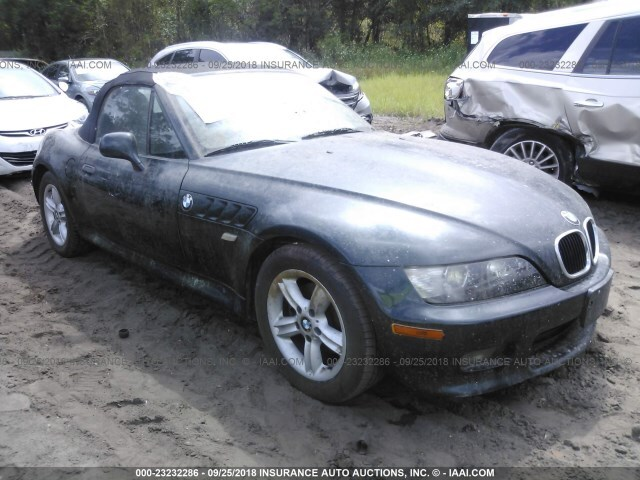 Used Car Bmw Z3 2000 Green for sale in Jacksonville FL online