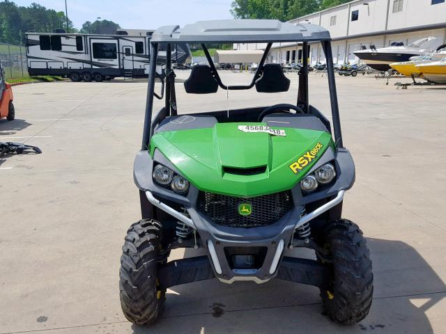 John Deere Rsx 860I for Sale