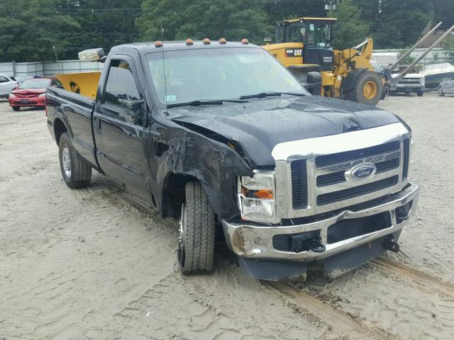 2010 F250 For Sale >> Salvage Car Ford F250 2010 Black For Sale In Mendon Ma