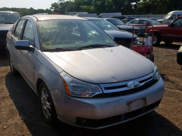 2008 Ford Focus For Sale >> Used Car Ford Focus 2008 Gray For Sale In Brookhaven Ny