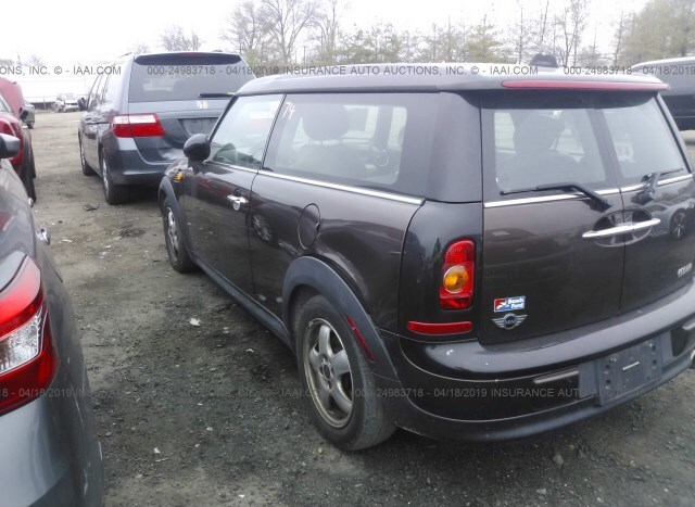 Used Car Mini Cooper Clubman 2009 Brown For Sale In Avenel Nj Online