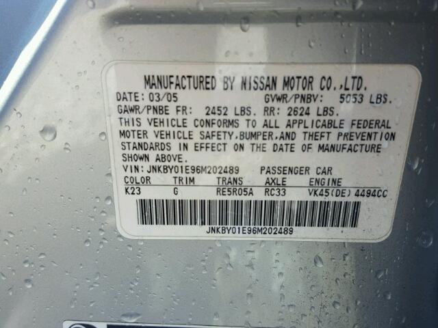 Infiniti M45 for Sale