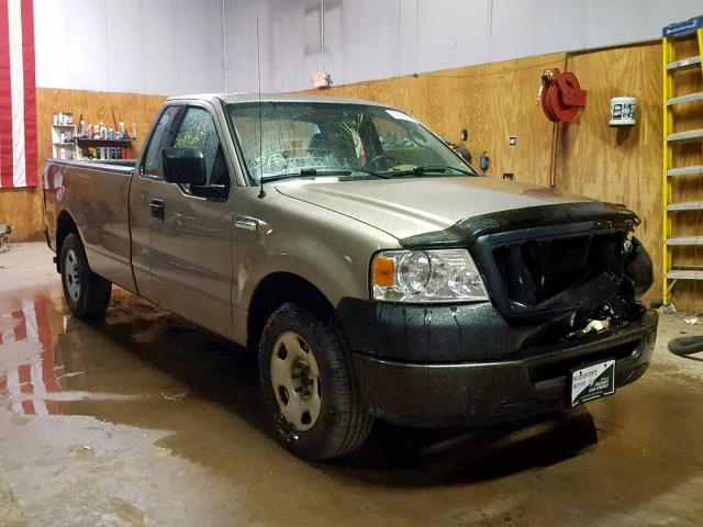 2006 F150 For Sale >> Used Car Ford F150 2006 Tan For Sale In Kincheloe Mi Online
