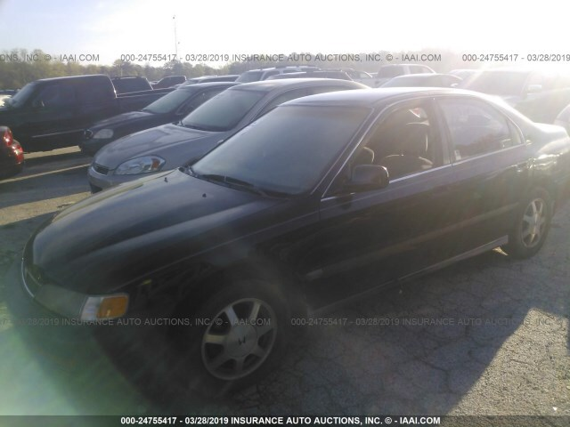 1997 honda accord sedan value