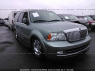 2005 LINCOLN NAVIGATOR PREMIUM; LUXURY; ULTIMATE